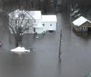 moorhead flooded homes