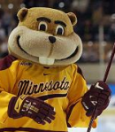 Goldy Gopher hockey
