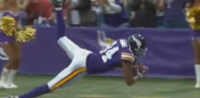 Jenkins catches Ponder pass