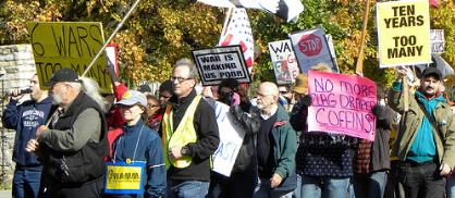 occupymn protest photo