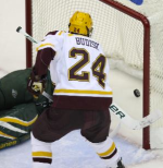 Zach Budish Gophers