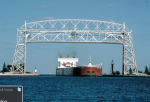 Exports lift bridge