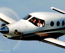 kestrel aircraft