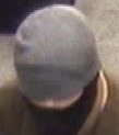 man in black bank robber