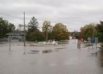 Zumbro Falls flood