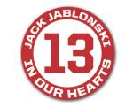 Jack Jablonski tribute logo