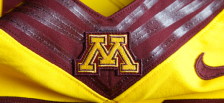 New U of M football uniforms