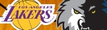 lakers wolves logo