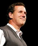 Rick Santorum in Luverne