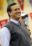 Santorum in vest