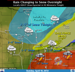 Duluth weather map