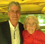 Marilyn Hagerty, Anthony Bourdain