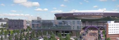 Minnesota Vikings render