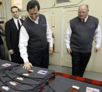 Santorum and vests