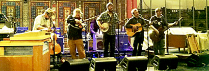 Trampled by Turtles - letterman