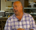 Andrew Zimmern WCCO interview