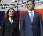 Bachmann Romney