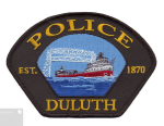 Duluth police patch