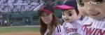 LG Twins mascots