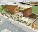 St. Paul Saints downtown ballpark design