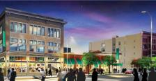 Downtown Lunds rendering