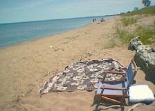 Duluth beach
