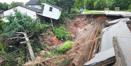 Duluth flood