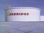 Enbridge oil terminal