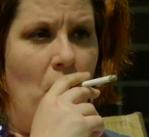 cigarette smoke Stephanie Cannon