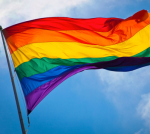 gay marriage colors flag