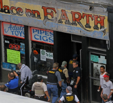 last place on earth head shop