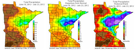 Minnesota drought