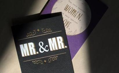 Target same-sex greeting cards