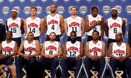 US men's basketball team