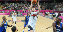 U.S. men basketball