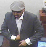 bank robber rubber nose