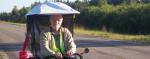 Bob Harms on Toro lawmower