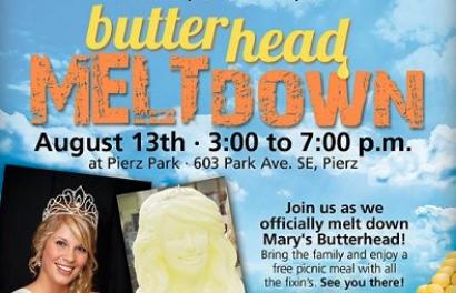 butter head corn feed