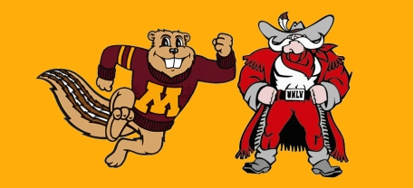 gophers rebels logo