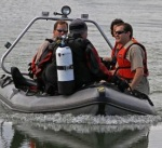 Hennepin Country Sheriff's Office divers