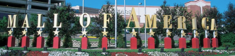 Mall of America sign