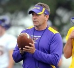 Mankato State University football coach