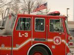 Minneapolis fire truck
