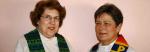 Rev Monique Venne and Rev Linda Wilcox