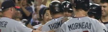 Thome 600th
