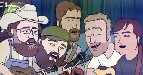 Trampled by Turtles Squidbillies