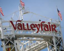 Valleyfair sign