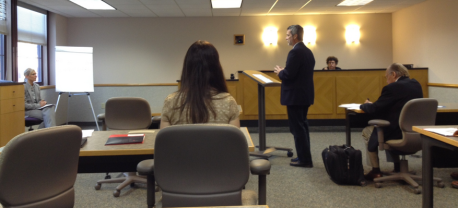 William Mitchell seminar for expert witnesses