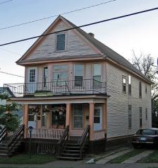 Bob Dylan Duluth home
