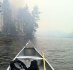 BWCA fire